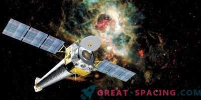 Chandra kosmoseteleskoop naaseb tavalisele tööle