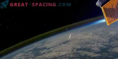 Fireball langes meteoriidid