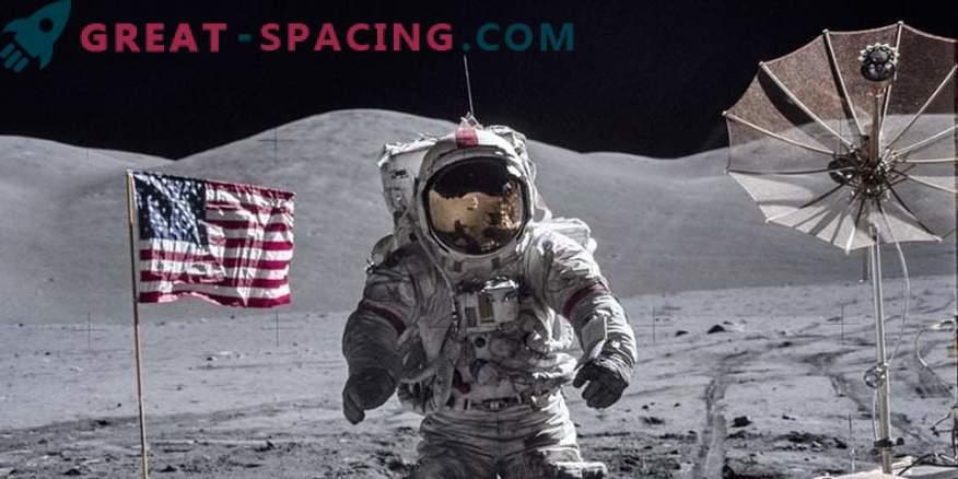 Pakkuda perekonda: kuidas kindlustasid esimesed surnuaed astronaudid oma elu