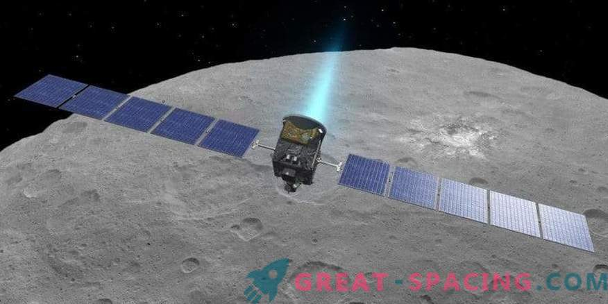 Dawni missioon laieneb Ceresile