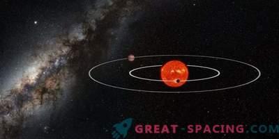 Teadlased jälgivad planeedisüsteemi võimalikku sündi