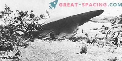 Roswelli intsident - 1947. Ufoloogid on kindlad, et sõjavägi on varjatud välismaalase laeva