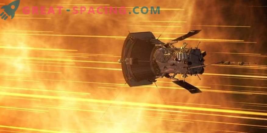 Parkeri sond valmistub jälle päikese poole pöörduma