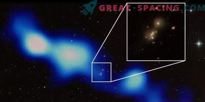 India astronoomid on leidnud hiiglasliku raadio galaktika