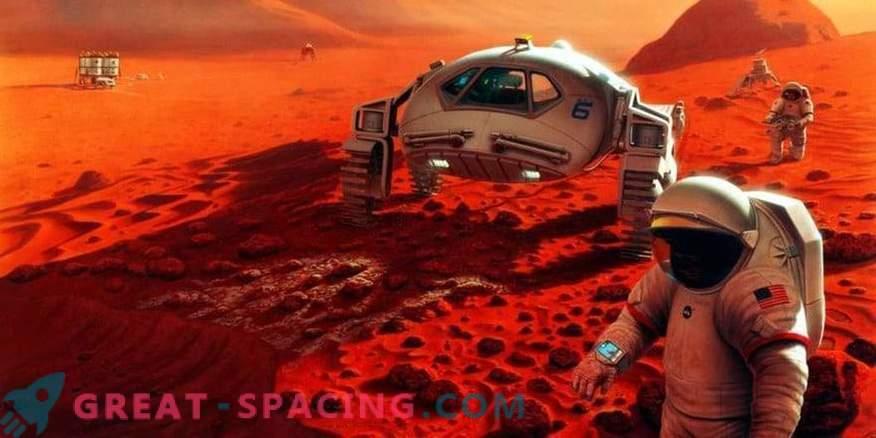 Marsi koloniseerimine võib sundida inimkonda muutma oma keha ja vaimu