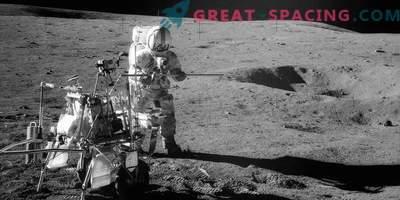 Kuu muster võib algselt olla pärit Maast.