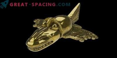 Miks Inca artefakt sarnaneb lennukiga