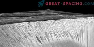 Marsi elu võib peita soolaveenides