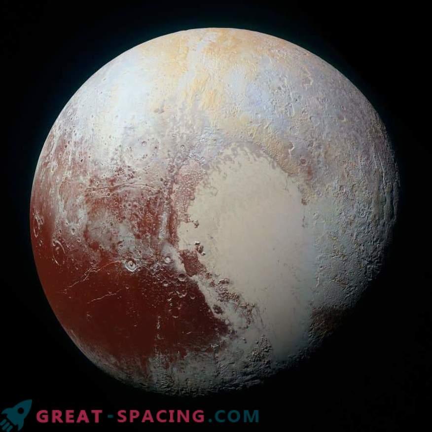 Pluto avastaja tuhk liigub kosmosesõidukis