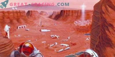 Bakterid muutuvad Marsi töötajateks