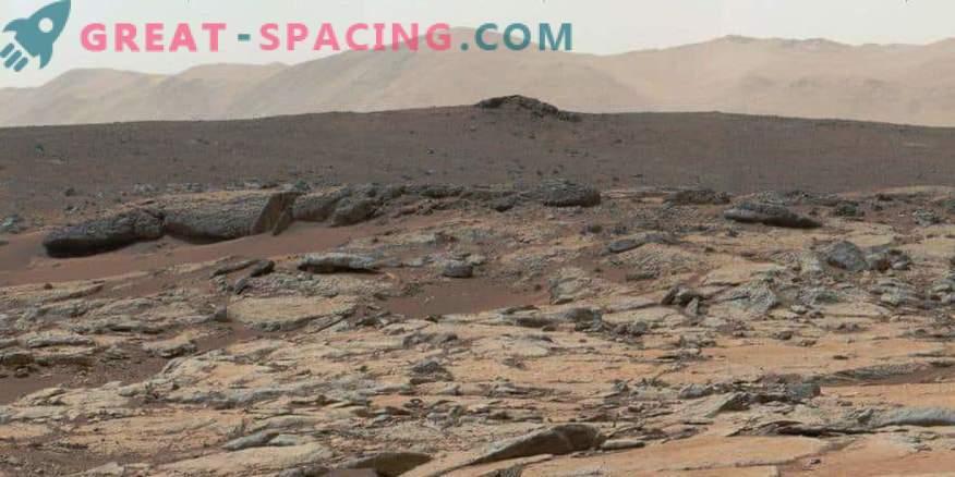 Marsi setted moodustavad pinnal võrgustiku