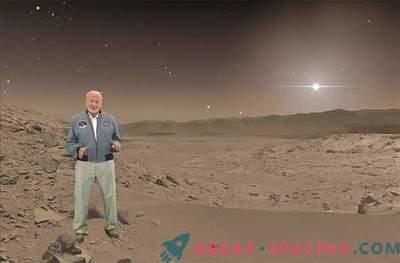 Kuidas Buzz Aldrin Marsile virtuaalselt kõndis