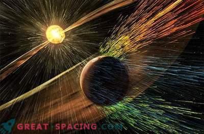 Päike surub kogu Marsi atmosfääri kosmosesse.