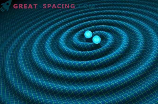 Suurepärased mustad augud loovad jällegi gravitatsioonilaine