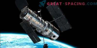 Hubble'i teleskoop peaks kiiresti tööle asuma