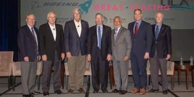 NASA juhid tähistavad ameti 60. aastapäeva