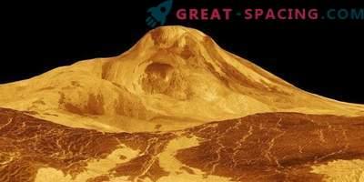 Kas metalliline lumi langeb Venusele?