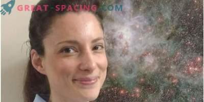 Esimene jet suurest noorest tärnist leiti väljaspool meie galaktikat