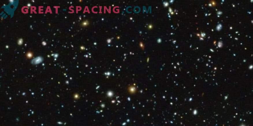 MUSE testib Hubble'i väga sügavat välja