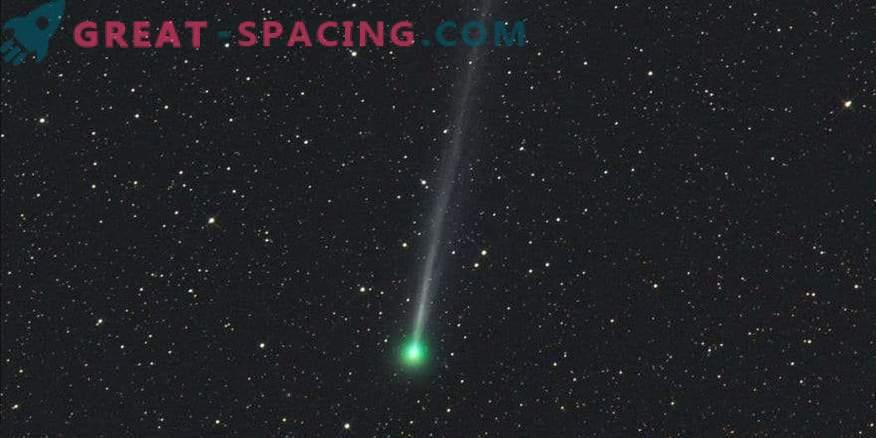 NASA teleskoop vaatab veider komeet 45P.