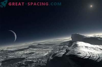 Plutonil võivad olla sügavad mered ja iidsed tektoonilised vead