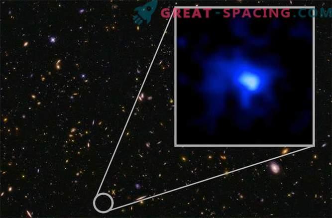 Teadlased nägid kõige kaugemat galaktikat