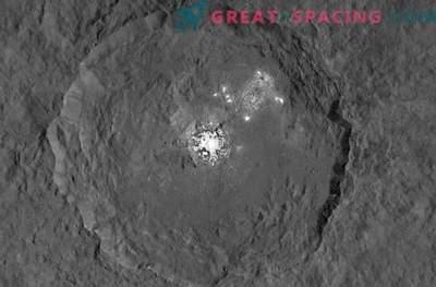 NASA sond uurib Ceresi salapäraseid laigusid
