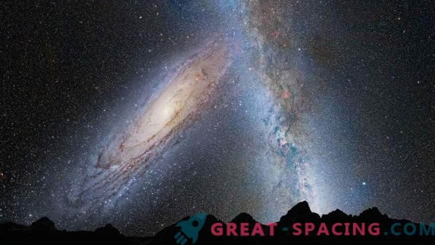 Linnutee neelas galaktika ja lõi uued tähed. Gaia missiooni järeldused