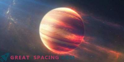 Die NASA hat die Atmosphäre des heißen Jupiter