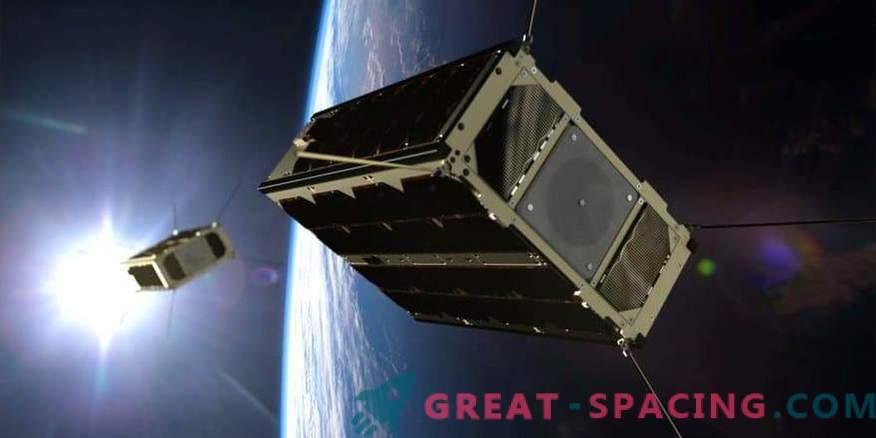 Järgmine ESA satelliit liigub butaaniga