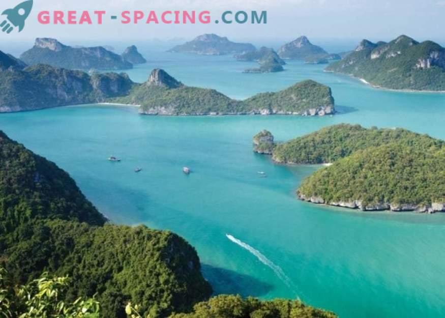 Uusaasta reisid Taisse: kuhu puhata?