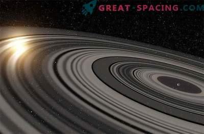 Hiiglaslik ringisüsteem exoplanets'i ümber