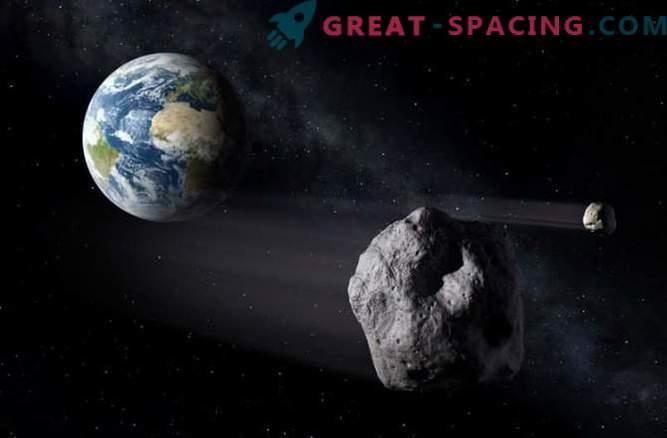 Avastatud suur asteroid ei kujuta endast ohtu Maale