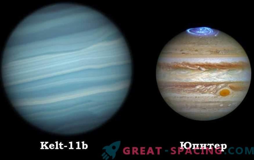 Miks Kelt-11b nimetatakse vahtplaneetiks