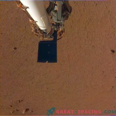 InSight vabastab robootilise käe! Uued pildid Marsist