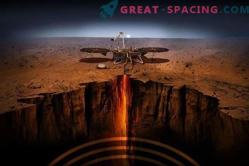 InSighti missioonil tekkis Marsil ootamatu barjäär