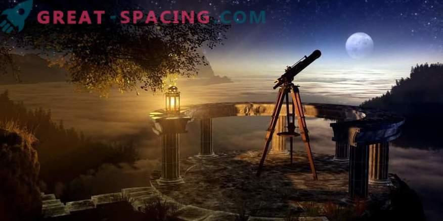 Avasta universum isikliku teleskoobiga