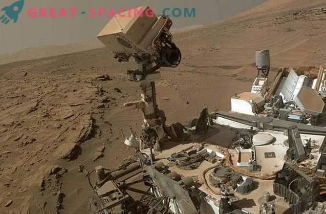 Uudishimu tegi Marsil uue selfie