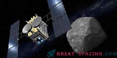 Hayabusa-2 püüab järgmise kuu asteroidiproovi kaevandada