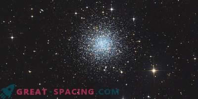 Teadlased uurivad laiendatud tähtede struktuuri ümber NGC 288