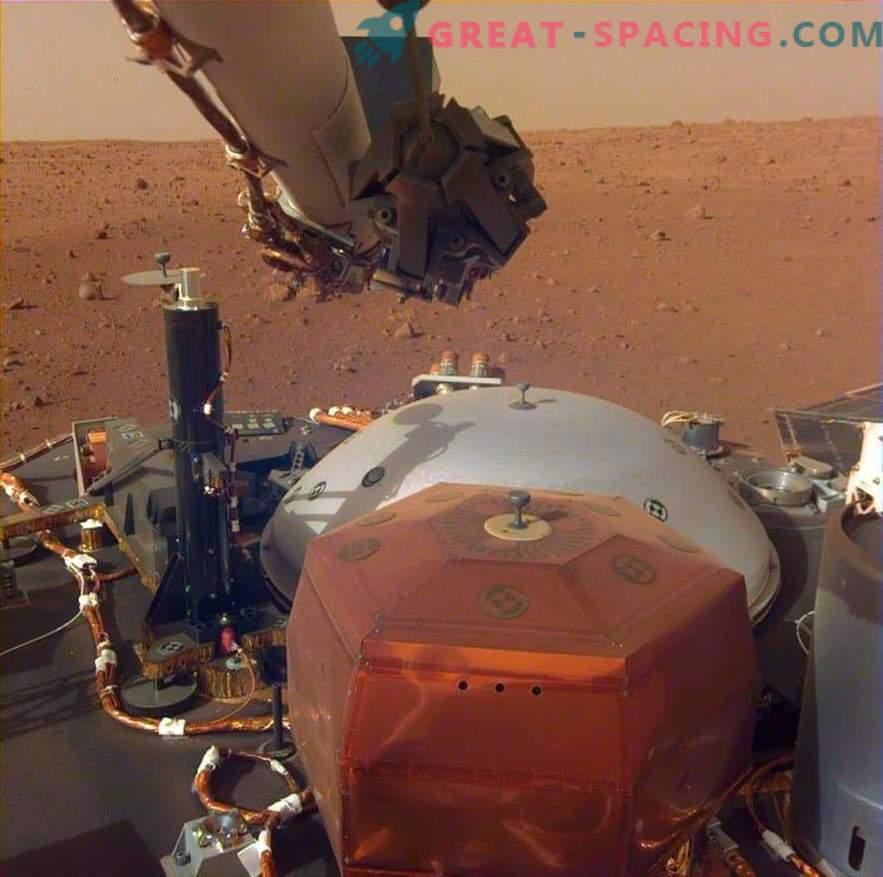 Marsi InSight alustab pinna puurimist järgmisel kuul.