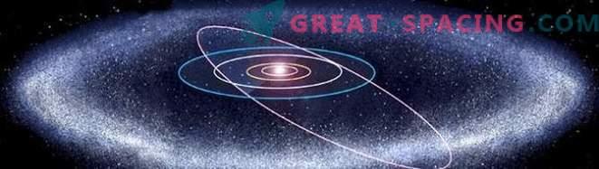 Komeeti pinnal olev vesi erineb maapinnast