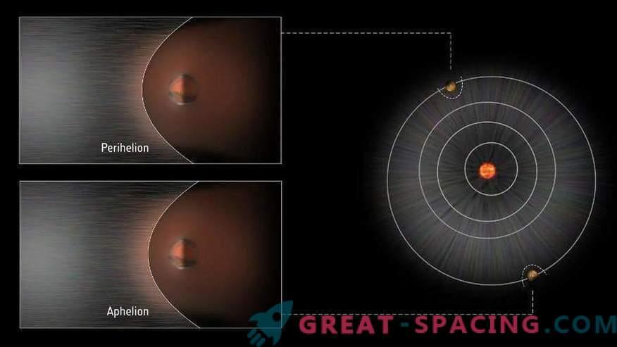 Liikuv Marsi šokklaine