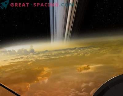 Cassini viimane lask? Noh ... tegelikult mitte