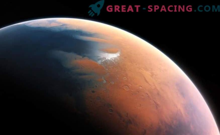 Elu Marsil: kas välismaalaste mikroobid jäävad soolajärvedesse ellu?