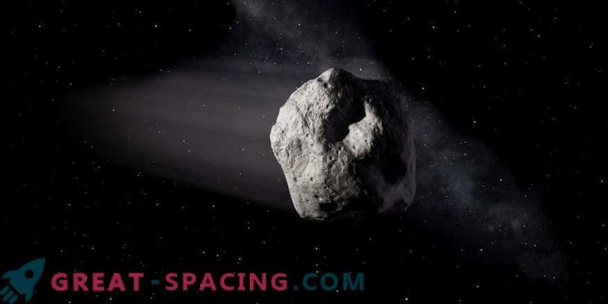 Bennu ja Ryugu asteroidide uskumatud vormid