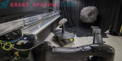 Topelt asteroidide mudel