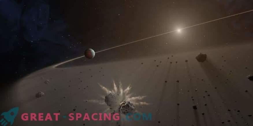 Dusty protoplanetaarsed kettad