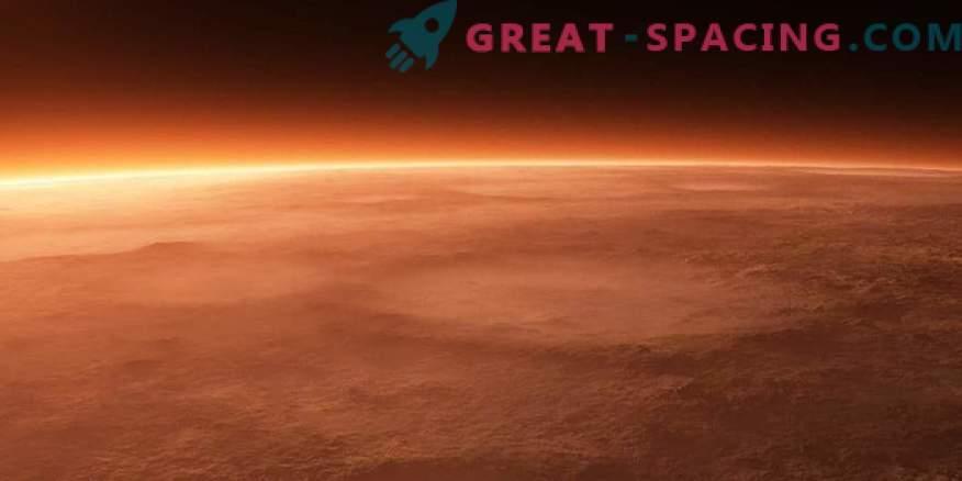 Miks peatus Marsi kasv?