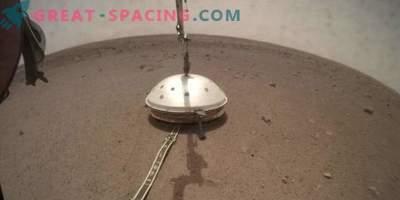 InSighti seismomeeter leidis Marsil mugava peavarju